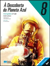 À Descoberta do Planeta Azul 8º FQ manual