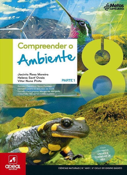Compreender o Ambiente 8º manual